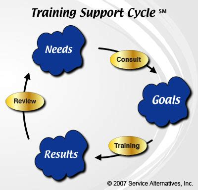 Systematic training cycle essays